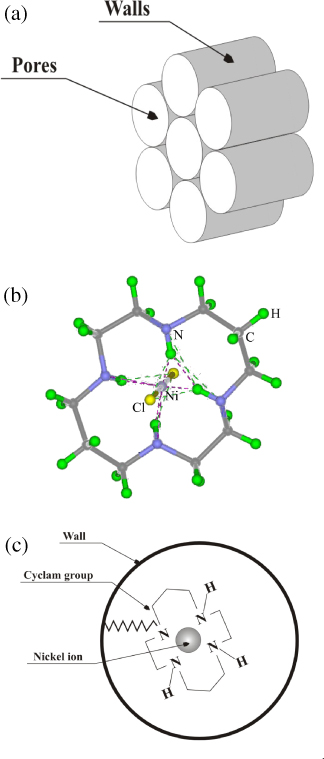 Magnetic behaviour of nickel cyclam complexes in mesoporous silica figure 1 ccuart Gallery