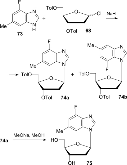 Benzimidazole Nucleosides Antiviral And Antitumour Activities And