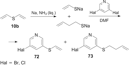 Methods for the synthesis of O-, S- and N-vinyl derivatives - IOPscience